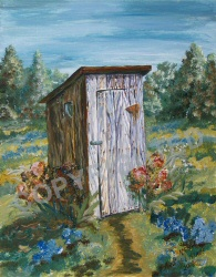 367 Fragrant Outhouse