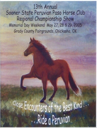 Sooner State Peruvian Paso Horse Club 13th Annual Regional Championship Show 250 px jpg